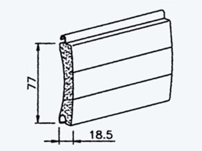 aluminium garage profiles