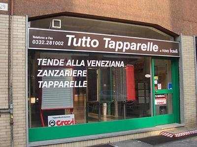 tutto tapparelle varese