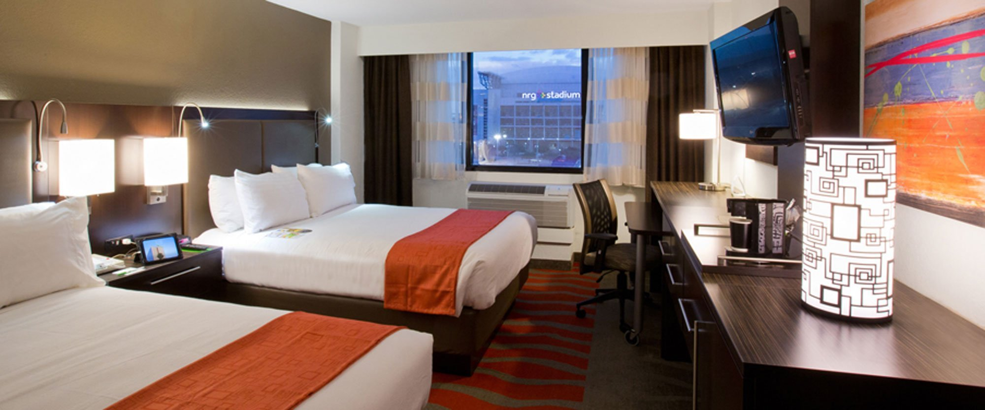 Houston NRG Stadium Hotel