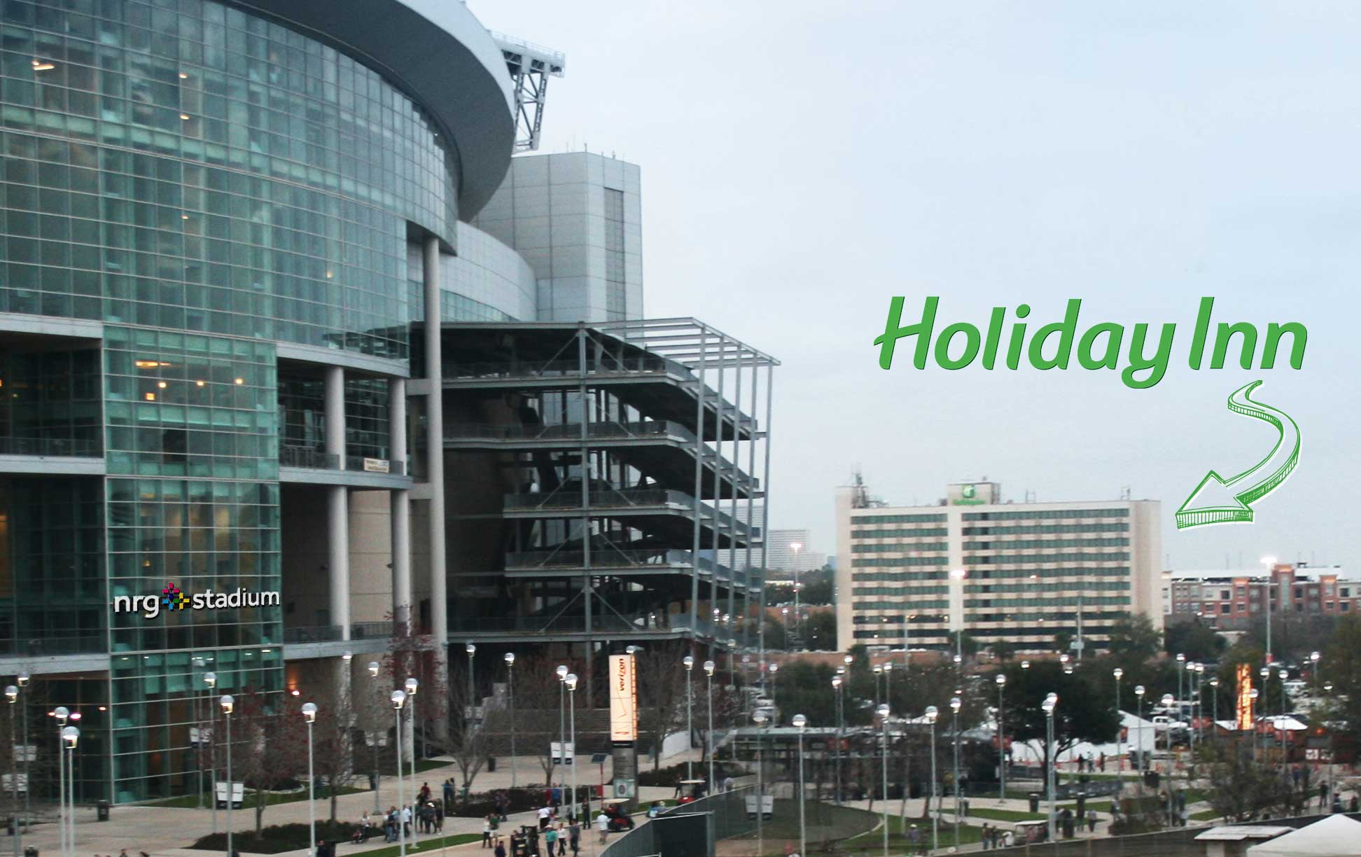 Holiday Inn Houston NRG Medical Center Area Exterior