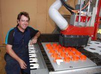 CNC Routing plastics