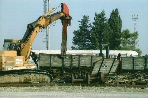demolizioni varie