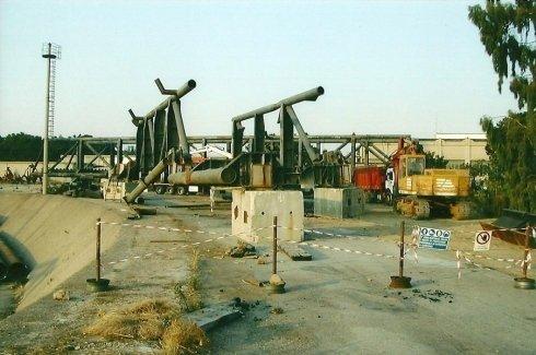 demolizioni strutture in ferro