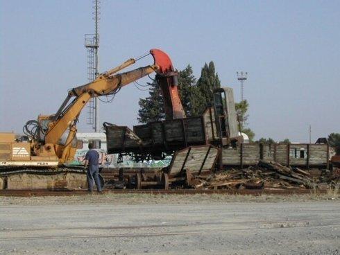 demolizione legno