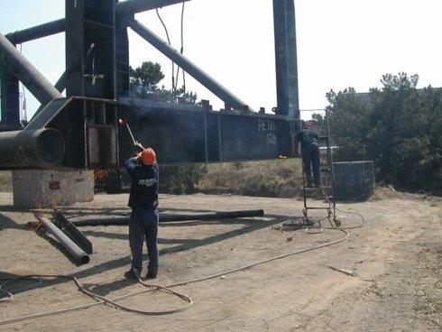demolizione ferro