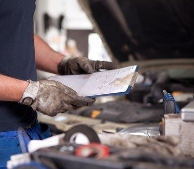 riparazione carrozzeria automobile