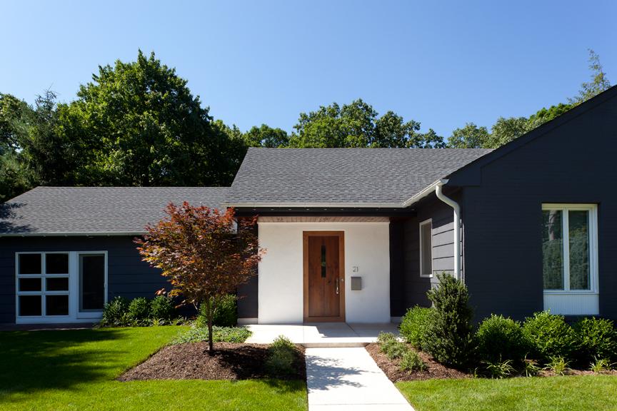 Gary Rosard Architect Millburn NJ Comfortable Modern Homes