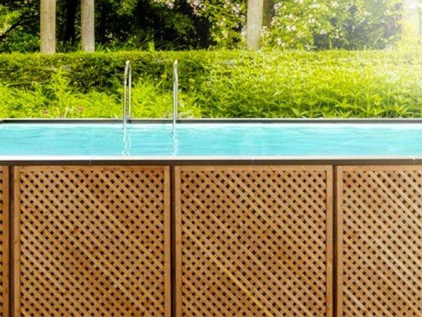 Vendita accessori per piscine