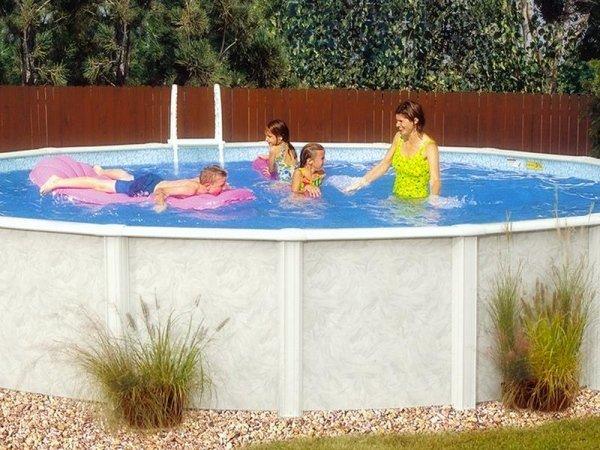 Vendita piscine fuoriterra rigide