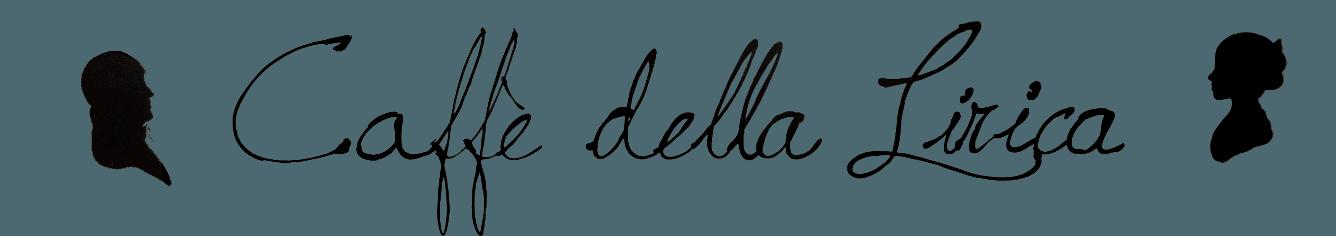 CAFFETTERIA DELLA LIRICA - LOGO