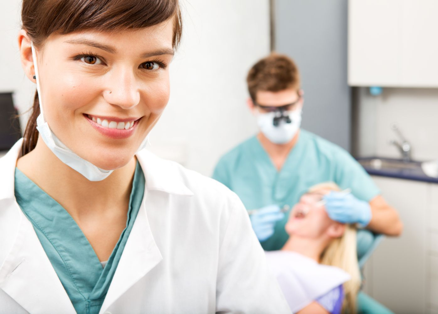 Reconstructive dentistry specialist at work in Somerset, KY