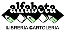 ALFABETA - LIBRERIA CARTOLERIA - LOGO