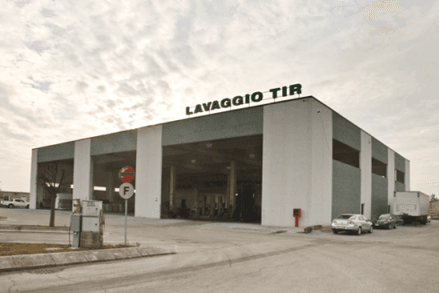 officina camion