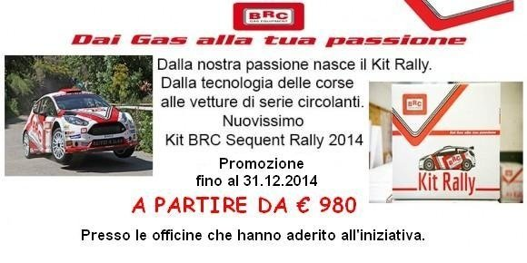 campagna kit rally BRC 2014