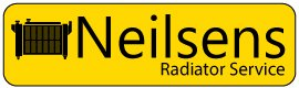 neilsens radiator service business logo