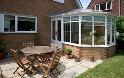 conservatory for domestic property