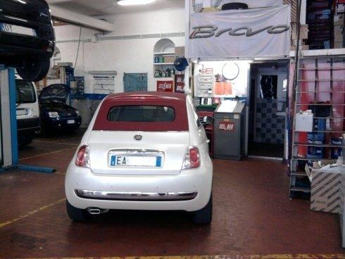 Assistenza autorizzata Fiat