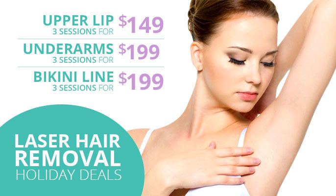 Laser Hair Removal Special Deal