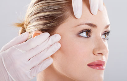 Skin Tightening Collagen Building treatment with Exilis Ultra