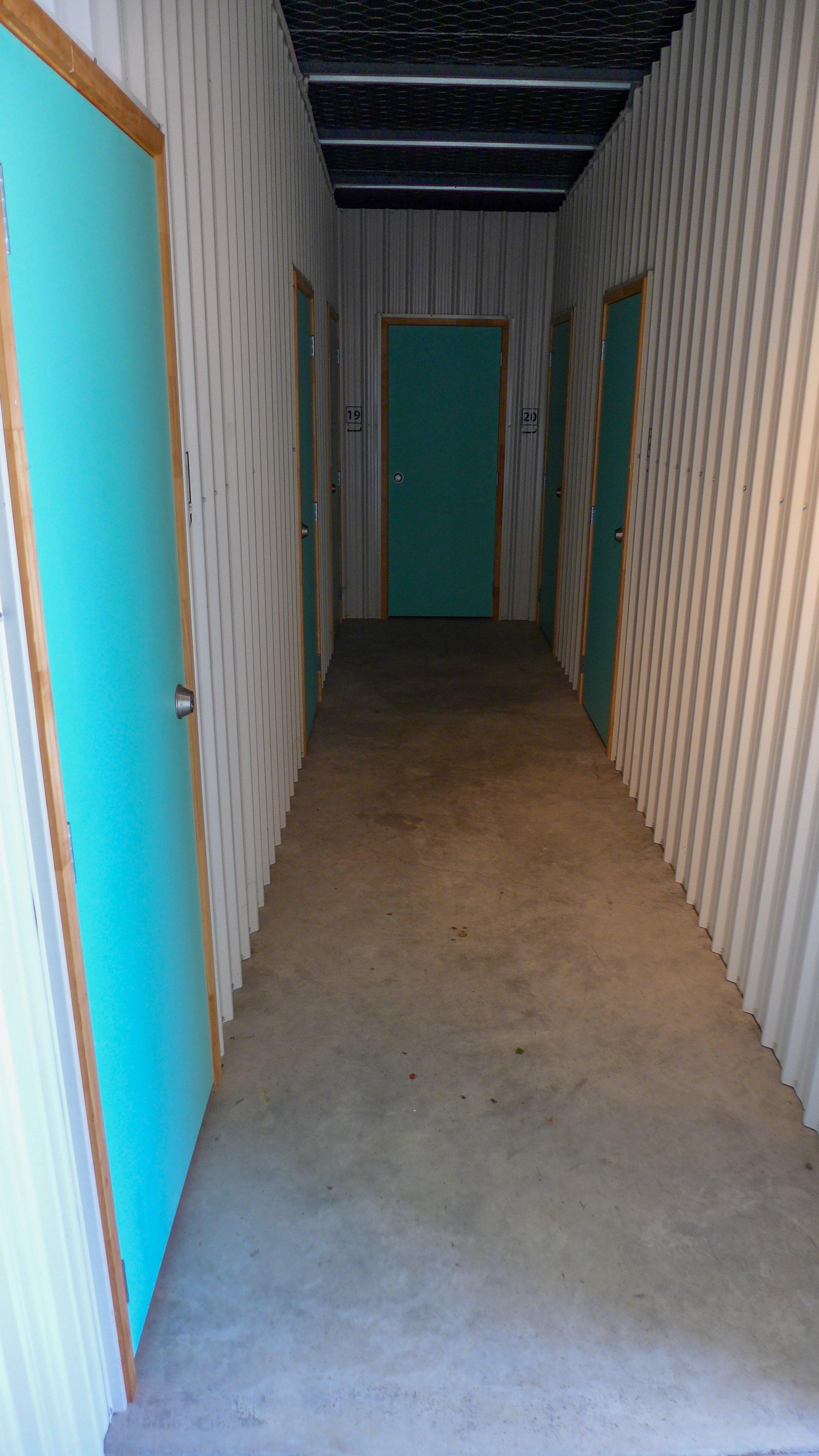 storage lockups