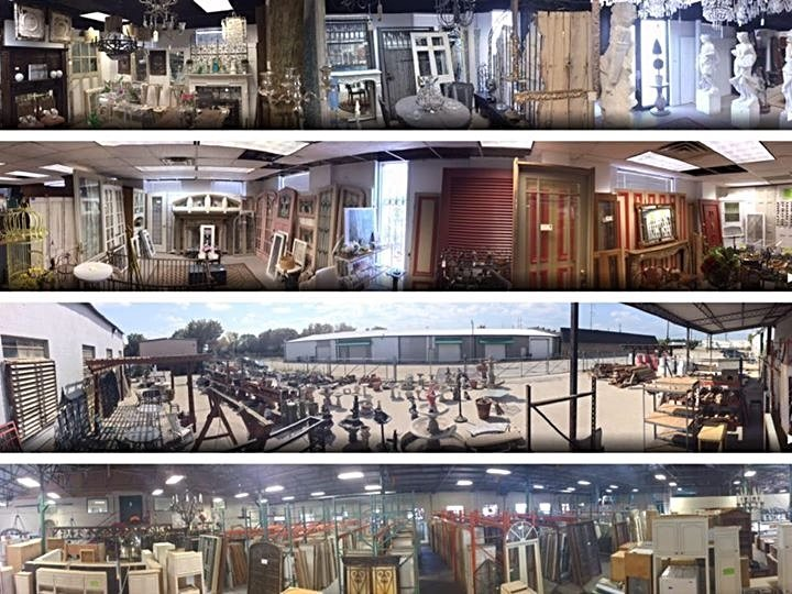 Discount home warehouse for Architectural salvage fort worth