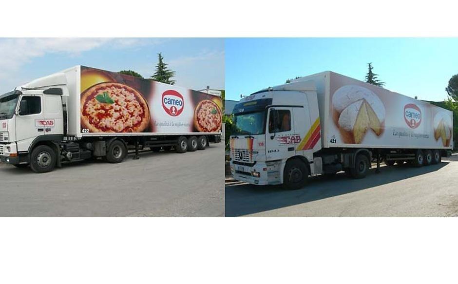 CAMEO PIZZA - TORTA