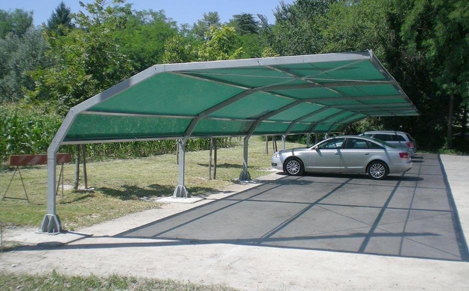 copri parcheggio