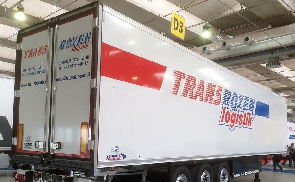 decorazione Trans Bozen Logistik