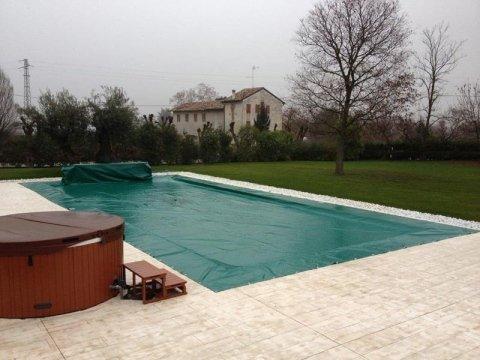 teloni per copertura piscine treviso