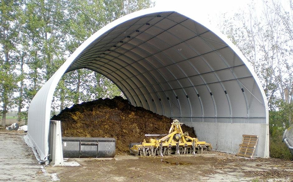 tunnel coperto