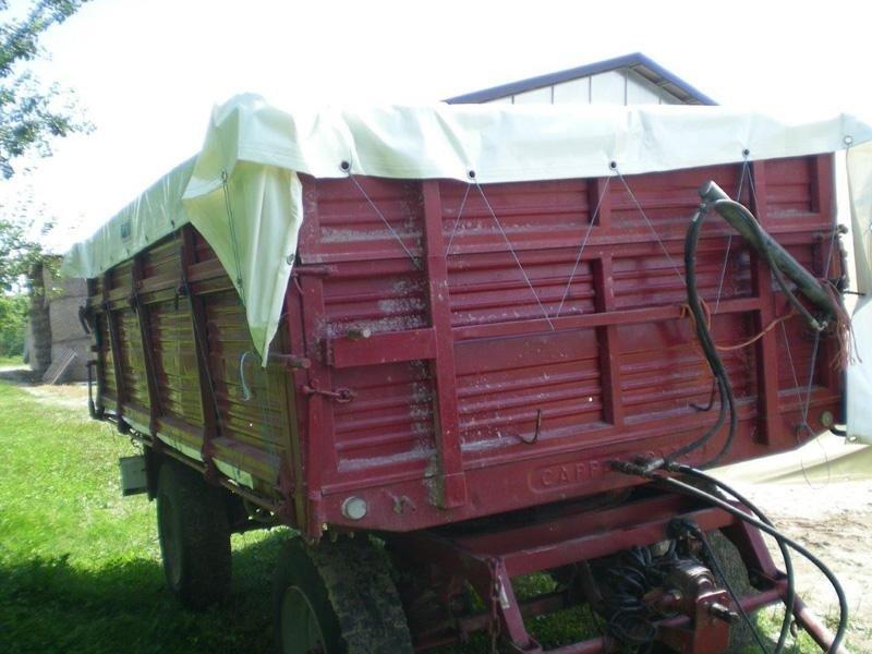realizzazione teloni per rimorchi agricoli treviso