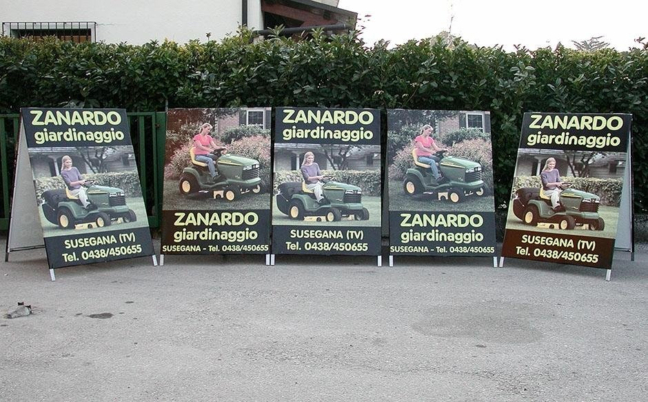 ZANARDO GIARDINAGGIO