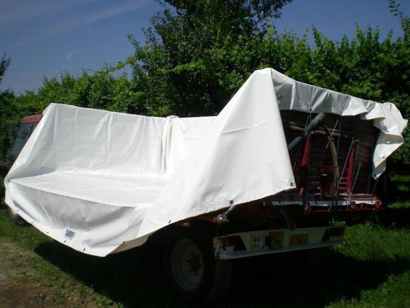 vendita teloni per rimorchi agricoli treviso