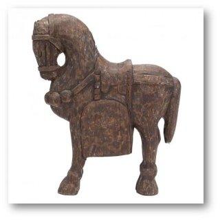 Decoration horse SIA HOME FASHION EL MAR HOME ROMA
