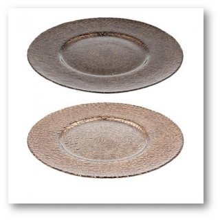 BREEZE charger plate