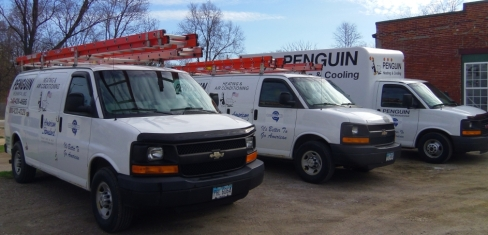 Penguin Mechanical Trucks in Madison OH