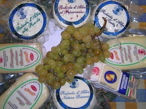 Confezionamento formaggi e salumi