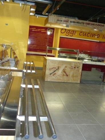 Arredamento ristoranti genova abac arredamenti for Arredamenti ristoranti moderni