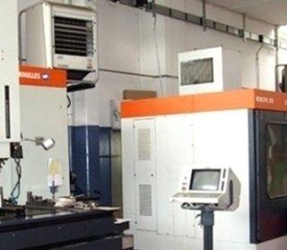 macchine per elettroerosione metalli