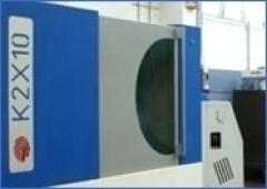 macchine per la produzione di stampi