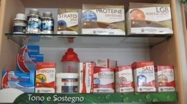 prodotti cosmetici, vendita cosmetici, profumi, integratori per sportivi