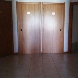 vista frontale entrata delle camere  della casa di cura