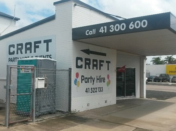 craft rentals princess location