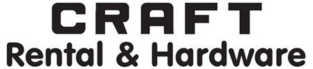 craft rental logo