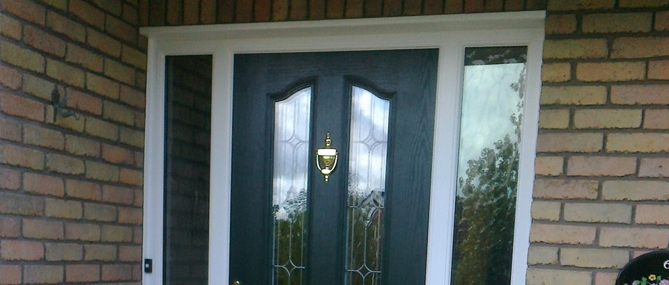 PVCu doors & uPVC doors composite doors in Northern and Southern Ireland