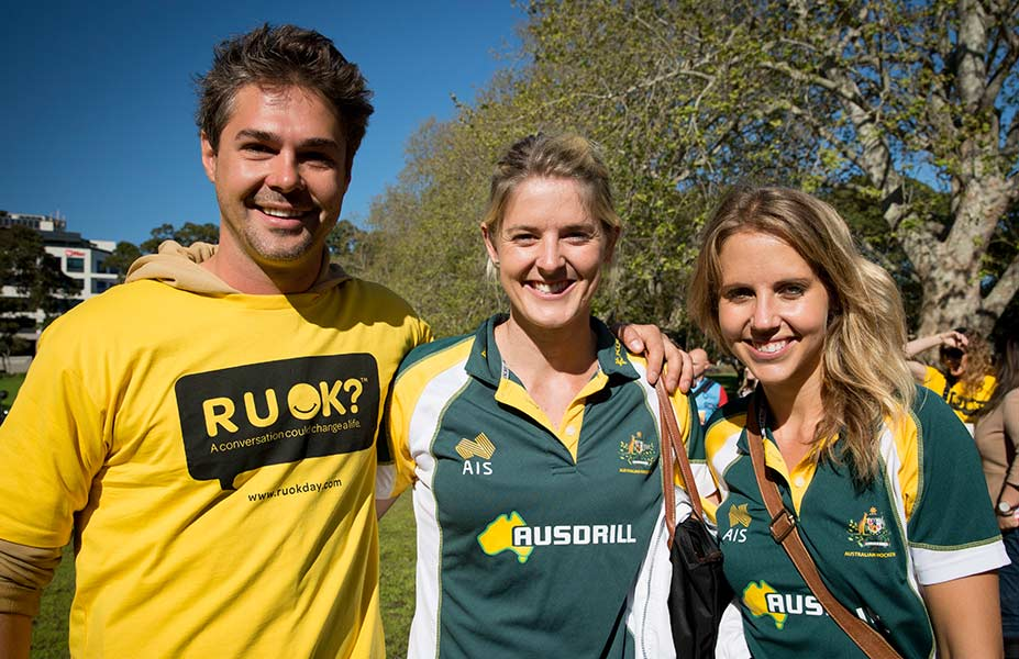 Rachel Lynch RUOK Ambassador