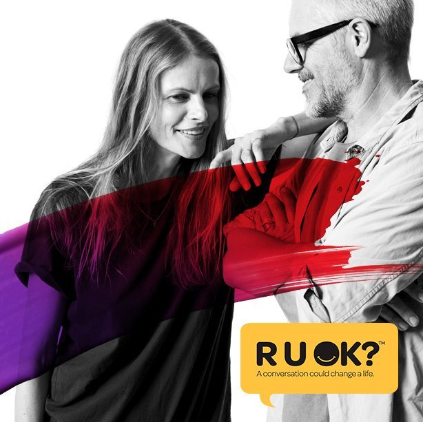 R U OK? A conversation could change a life
