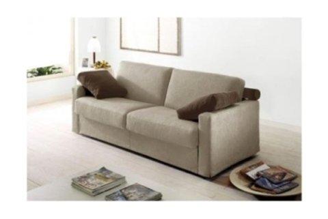 divano lineare, divano foderato