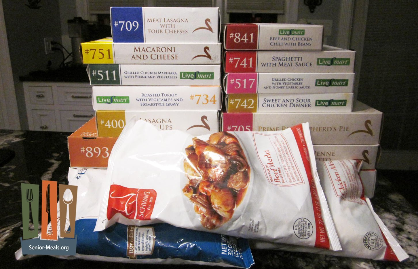 Schwan Food Delivery Review