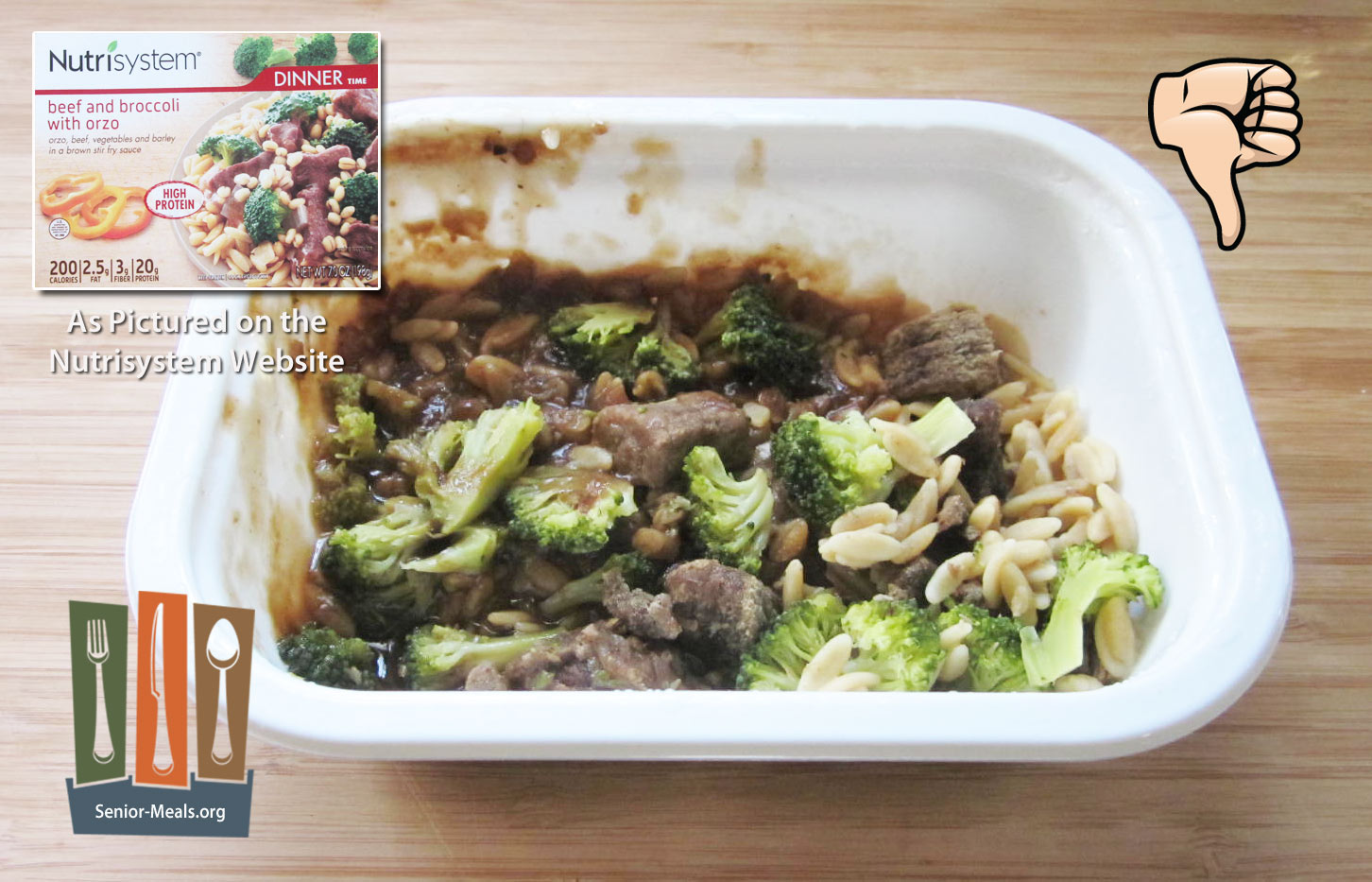 Nutrisystem review of their senior weight loss diet delivery service be one of the very few complete meals you can get with these weight loss meals it tastes as unappetizing as it looks which probably helps you to lose solutioingenieria Gallery